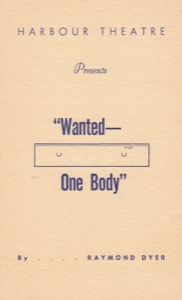 Wanted One Body