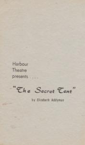 The Secret Tent