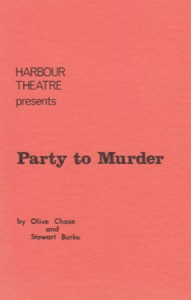 Party to Murder