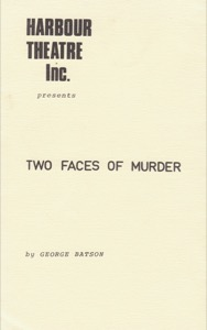 Two Faces of Murder