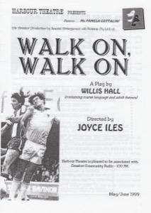 Walk On, Walk On