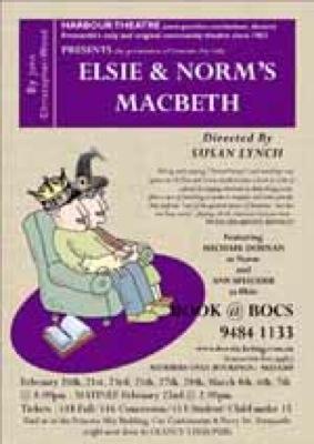 Norm and Elsie's MacBeth