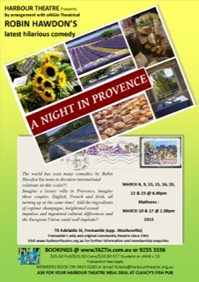 A Night In Provence