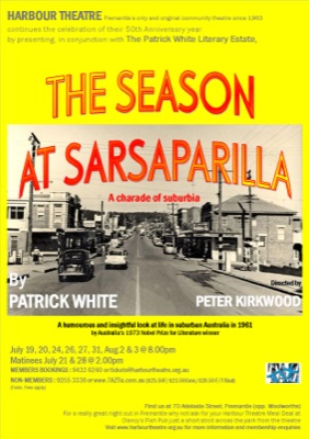The Season At Sarsaparilla